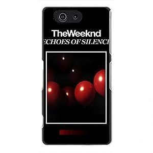 The Weeknd XO Phone Case, Sony Xperia Z3 Mini Case The Weeknd XO Cool Smartphone Back Cover