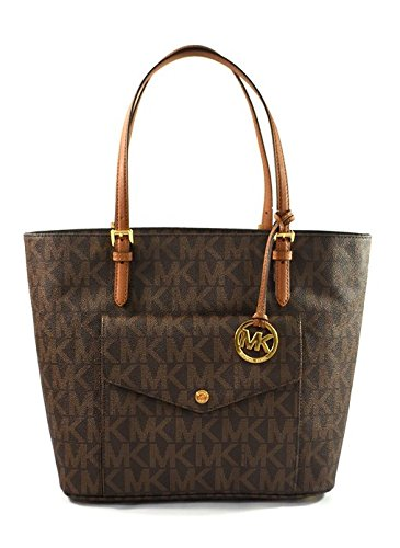 Michael Kors Jet Set Item Large Pocket Multifunciton Tote Bag Purse Handbag by Michael Kors