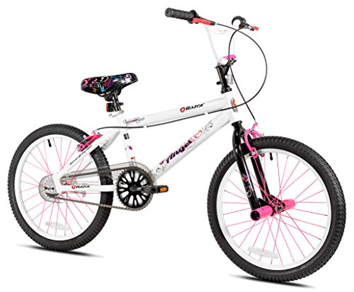 Razor Angel Girls' Bike, 20-Inch (Years 9 Old For Kids Bike)