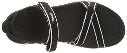 Verra Black Sandals Black Women's Bkgy Grey Teva Hiking 4wqnUaHWx5