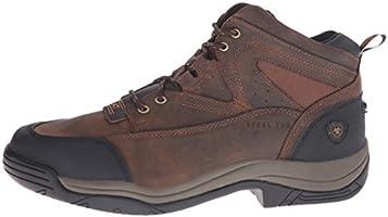 011fd12b75a Ariat Men's Terrain Wide Square Toe Steel Toe Work Boot, Distressed ...