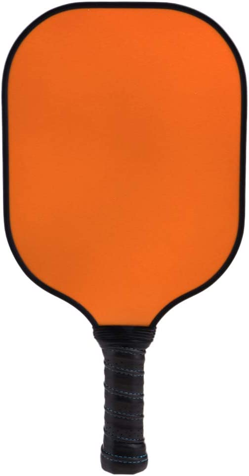 PP Sharplace 1 Pieza de Raqueta para Pickleball Hecho de Panal de Fibra de Carbono