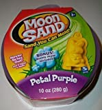 Moon Sand Petal Purple ~ Bonus Bunny Mold Included ~