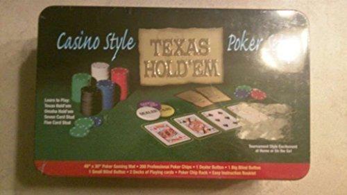 Casino Style Texas Hold