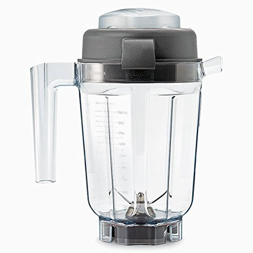 Vitamix 56090 32 Ounce Dry-Grains Container (Dry Mix Blade Vita)