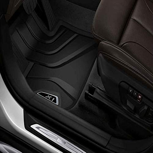 BMW 51472365858 X Line All-Weather Floor Mats for F48 X1 (Set of 2 Rear Mats)