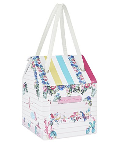 Tropical Beach Hut Bag - One Size