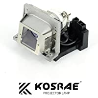 Kosrae Projector Replacement Lamp VLT-XD420LP with High Quality Kosrae Bulb and Housing for MITSUBISHI SD420/ SD420U/ SD430/ XD420/ XD430/ XD430U/ XD435 projector