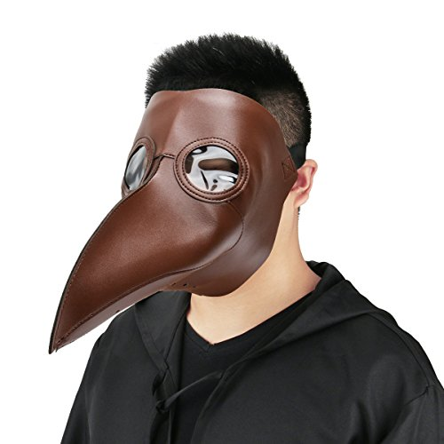 Plague Doctor Costume Mask