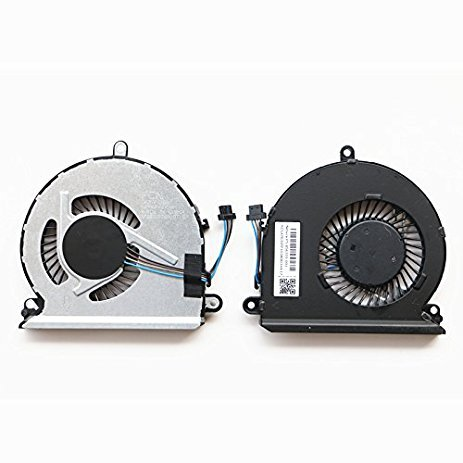 New Laptop CPU Cooling Fan for HP Pavilion 15-AW 15-AW008CA 15-AW050CA 15-AW057NR 15-AW060CA 15-AW070CA 15-AW078NR 15-AW094NR P/N: 859710-001 856359-001 cuiying