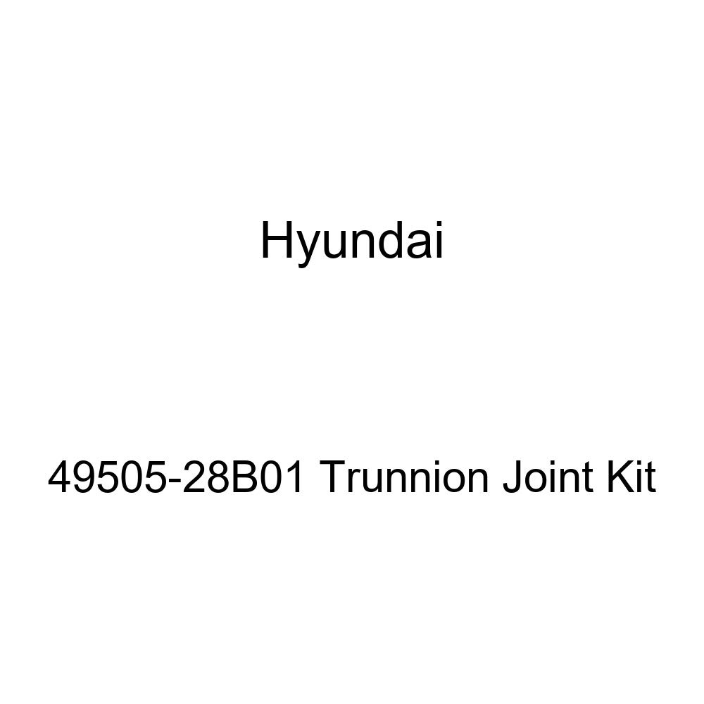Genuine Hyundai 49505-28B01 Trunnion Joint Kit