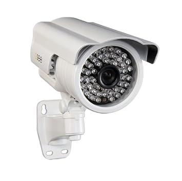 Q-See QD6504B CCTV security camera Interior y exterior Bala Blanco - Cámara de vigilancia