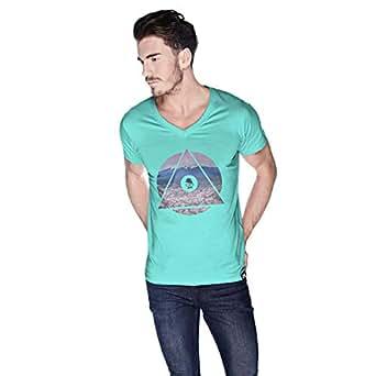 Creo Japan T-Shirt For Men - M, Green