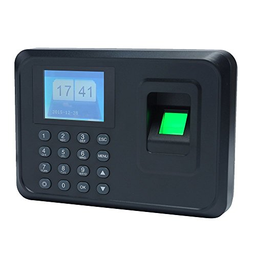 Cpixen Biometric Fingerprint Password Attendance Machine