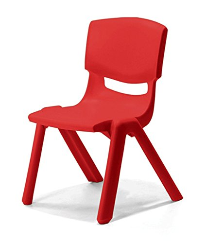 Intra Kids Chair Strong And Durable Kids Plastic School Study Chair    (1 4years