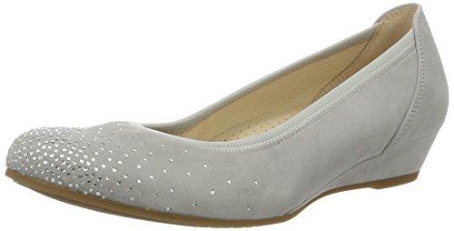 Gabor Light Mujer Gris Bailarinas 40 Shoes 69 62 Grey 4vwqrf47