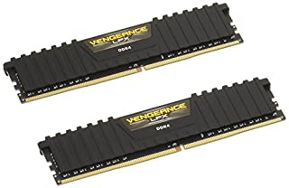 Corsair Vengeance LPX 8GB (2x4GB) DDR4 DRAM 2400MHz (PC4 19200) C16 Memory Kit - Black (B019HVND88) | Amazon price tracker / tracking, Amazon price history charts, Amazon price watches, Amazon price drop alerts