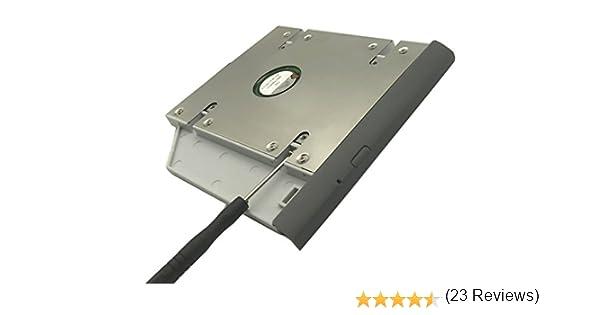 ultracaddy 2 nd HDD SSD Disco Duro Caddy para Lenovo IdeaPad 320 ...