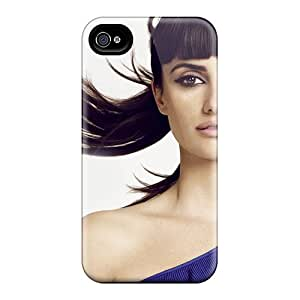 Premium RmN16622YfwQ Case With Scratch-resistant/ Penelope Cruz 49 Case Cover For Iphone 4/4s
