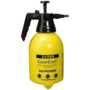 Kisan Kraft KK-PS2000 Standard Manual Sprayer (2 Litre), Multicolour, (Colour May Vary)