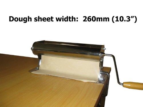 10 inch dough sheeter - 1