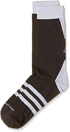 adidas Men\'s Striped Calf Socks
