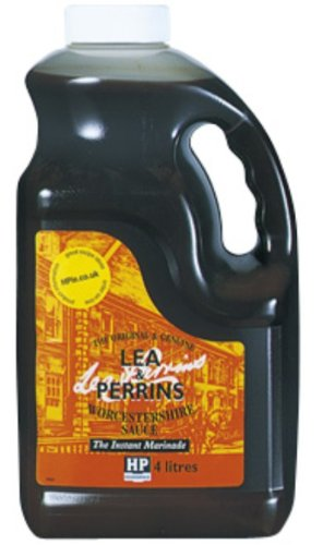Lea & Perrins Worcestershire salsa -1 x 4ltr