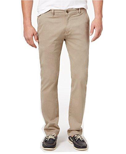 Vintage Twill Flat Front Pants - 1