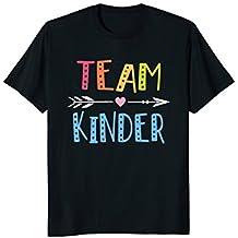 Kindergarten Teacher Team Kinder T-Shirt 1st Day of School