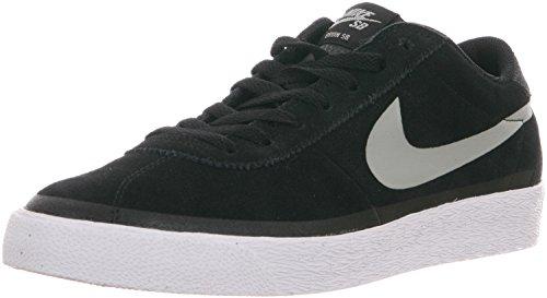 Nike Mens Bruin Sb Premium Se Skatesko Svart, Vit