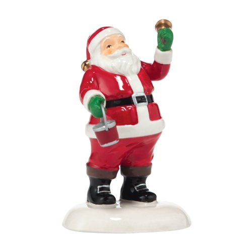 Department Bell (Department 56 Accessories for Villages Bell Ringer Santa Accessory, 1.38 inch)
