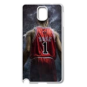 New Fashion Cover Case for Samsung Galaxy Note 3 N9000 with custom Derrick Rose
