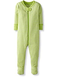 Baby/Toddler One-Piece Organic Cotton Footed Pajama