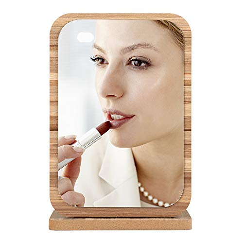 Buy table top mirrors with stand