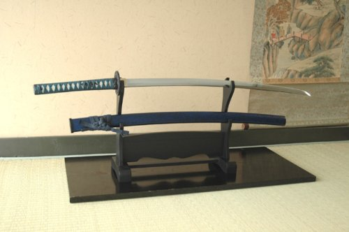 美術刀剣-模造刀 青石目(大刀) B001RBTWUA