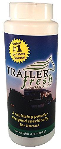 TrailerFresh Moisture Absorbent and Ammonia Neutralizer, 2-Pound Bottle