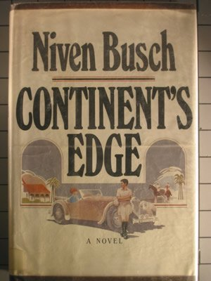 book cover of Continent\'s Edge