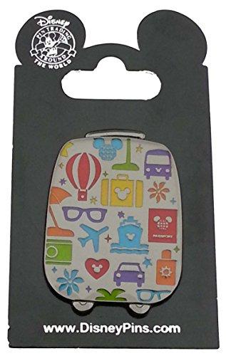 Disney Pin - Mickey Pullman Suitcase ()
