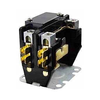 1-Pole 40 Amp 24V Coil Replacet Contactor for Coleman S1 ...