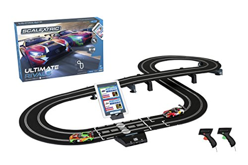 Scalextric Lap Counter (Scalextric C1356T ARC ONE Ultimate Rivals Slot Car Set)