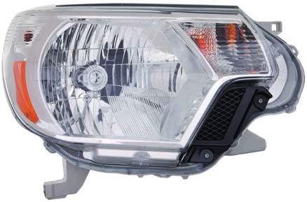 Fits 2013 2014 SCION xD Head Light Assembly Passenger Side CAPA Certified
