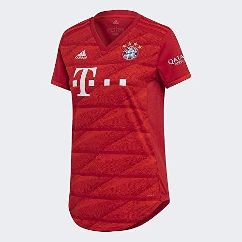 chollos oferta descuentos barato adidas H JSY W Camiseta Mujer Rojo FCB True Red 2XL