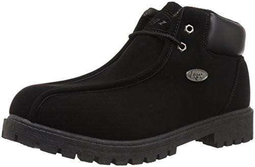 Lugz Men's Pathway 5 Fashion Boot, Black Durabrush, 12 M US