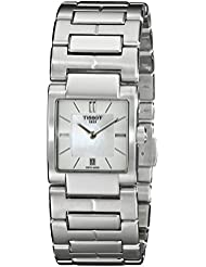 Tissot Womens TIST0903101111100 T2 Analog Display Swiss Quartz Silver Watch