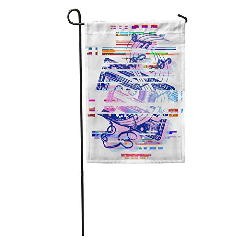 - Semtomn Seasonal Garden Flags 12