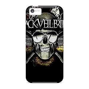 Hot Design Premium YrY6431cBqT Tpu Cases Covers Iphone 5c Protection Cases(black Veil Brides)