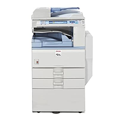 Ricoh Aficio MP 3350 A3 Mono Laser Multifunction Printer/Copier/Scanner - 33ppm, Copy, Print, Scan, Duplex, 2 Trays and Stand
