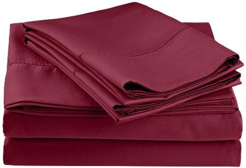 Superior Cotton Blend 600 Thread Count, Deep Pocket, Soft...