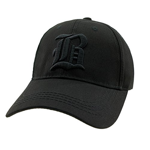 bce169d749c3f 4sold Casual Baseball Gothic B Letter Cap Caps Snap Back Hat Hats Snapback