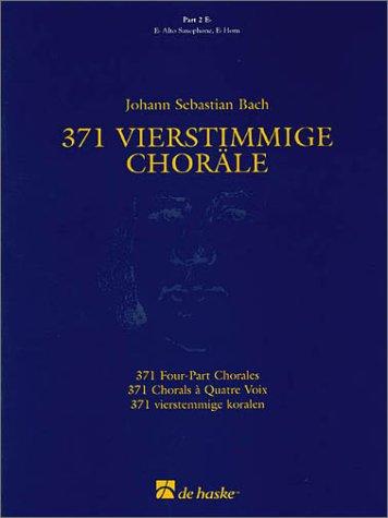 De Haske Concert Band - 371 4-part Chorales E Flat Part 2 (De Haske Concert Band Full Set)